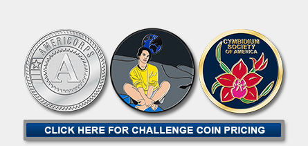 Custom Challenge Coins | Challengecoinjunction com